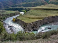 горы Алтай