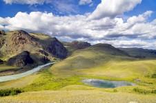 активные туры в Алтай